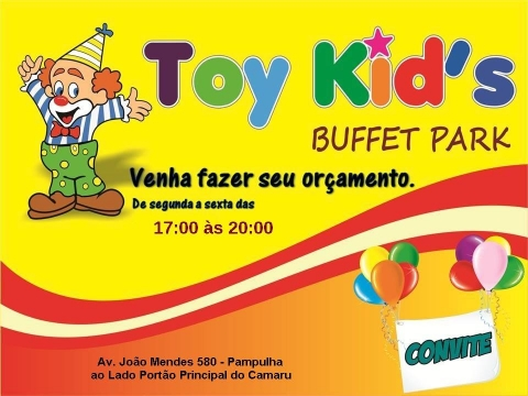 Toy Kids Buffet Park