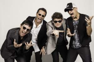 SHOW DO TIT�S NA SQUARE GARDEN EM JOINVILLE