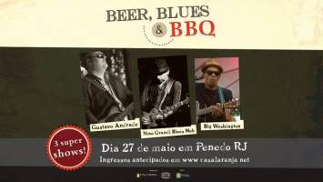 BEER, BLUES & BBQ